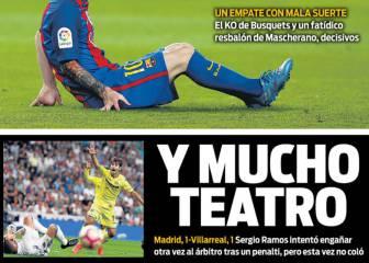 Sport acusa a Ramos de hacer