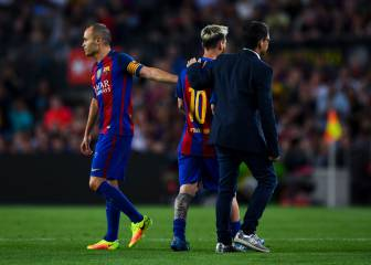 El Barça sabe vivir sin Messi: 76,92% de victorias en la 15-16