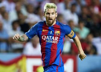 Pros y contras de los relevos de Messi tras su lesión muscular