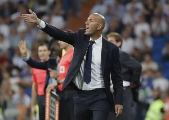 Los 5 errores que explican que Zidane no lograra el récord