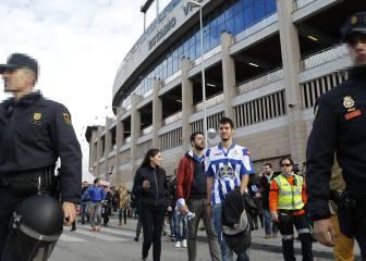 El Atlético-Deportivo ha sido declarado de alto riesgo