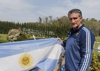 El seleccionador argentino ataca al Barça: