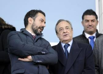 Elecciones: Aranzabal analizó con Florentino si se presenta