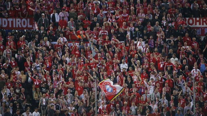 El Atlético-Bayern Múnich, declarado de alto riesgo