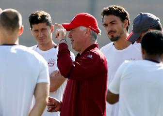 El Bayern busca una nueva víctima en el Hamburgo