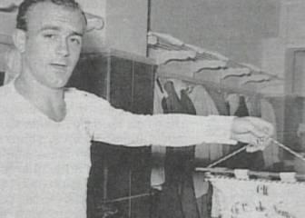 Di Stéfano ficha por el Madrid (1953)