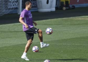 Pepe y Marcelo son baja para el partido ante Las Palmas