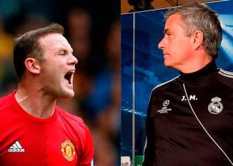Así revelan cómo Mourinho quiso llevar a Rooney al Madrid