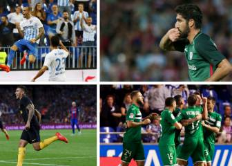Vota por el mejor golazo de la jornada 5 de LaLiga Santander