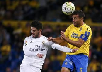 Dónde ver el Las Palmas-Real Madrid: horario y TV