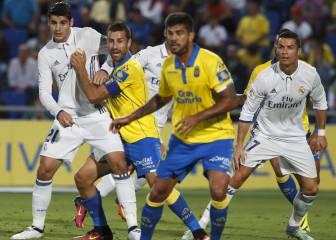 Las Palmas 2 - 2 Real Madrid: resumen, resultado y goles
