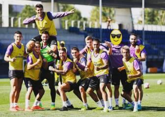 Morata desvela al tapado en la foto de Ramos en Instagram