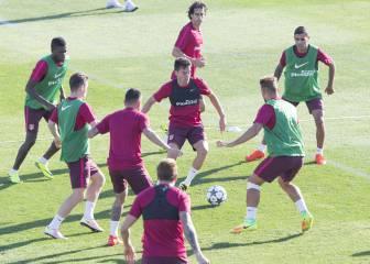 Simeone se blinda y prepara más rotaciones contra el Depor
