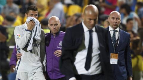 Las Palmas-Real Madrid en imágenes