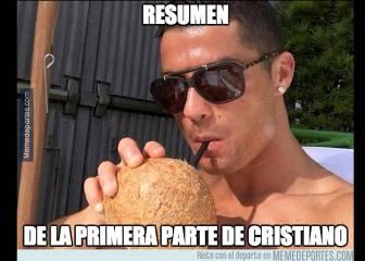 Los memes más divertidos del Las Palmas-Real Madrid