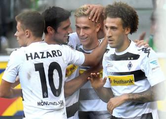 El Gladbach se mete en Europa antes de recibir al Barça