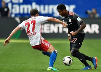 El Bayern sufre para ganar antes de visitar el Calderón