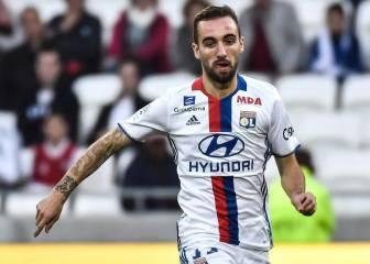 El Lyon pincha ante el Lorient y se aleja de los puestos altos