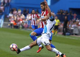 Atlético 1 - 0 Deportivo: resumen, resultado y goles