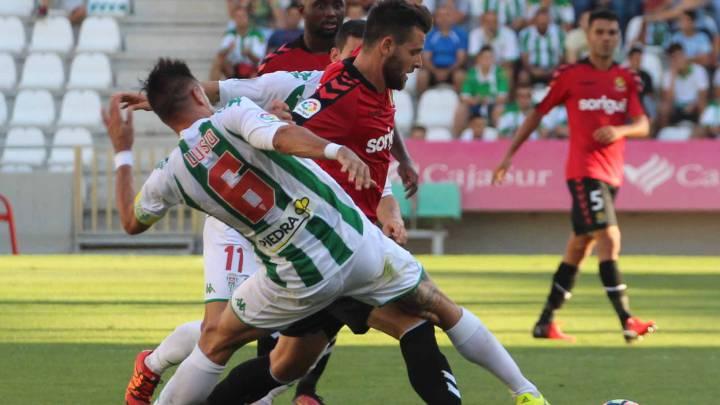 Rodri dispara al Córdoba y hunde al Gimnàstic