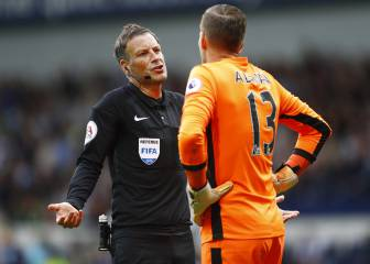Mark Clattenburg arbitrará al Real Madrid en Dortmund