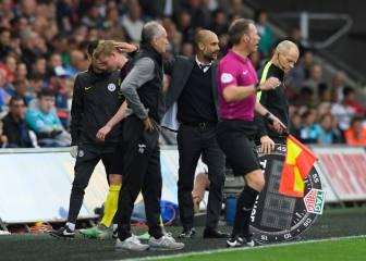 Buenas noticias para el Barça: De Bruyne no estará por lesión
