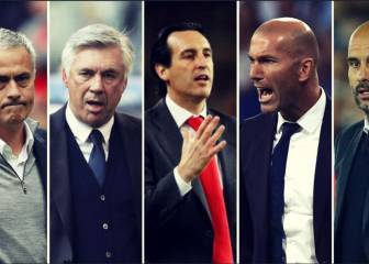 Así está Europa: el Madrid duda; el City, de récord; el PSG no va...