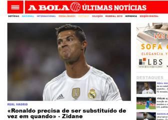 Portugal apoya a su estrella: