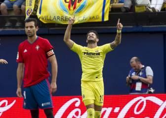 El Villarreal de Castillejo ya es el líder de la Liga terrenal