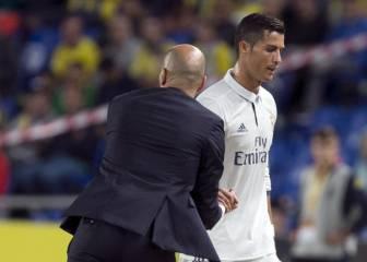 Abrumador apoyo a Zidane: un 83%, de acuerdo con el cambio