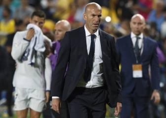 No sólo con Cristiano: los otros golpes de autoridad de Zidane