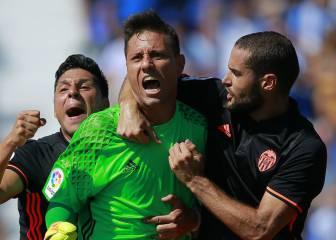 UnoXuno del Valencia: Nani y Alves, decisivos en Butarque
