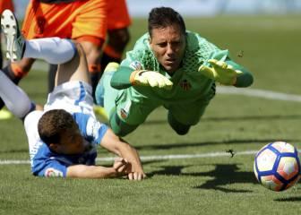 Recado de Alves a los directivos del Valencia en favor de Voro