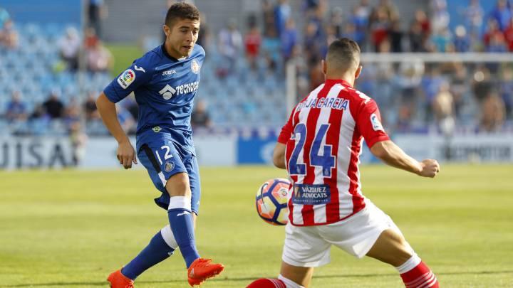 El Girona toma el Coliseum y el Getafe toca fondo