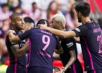 Las rotaciones hacen que el Barça llegue fresco a Alemania