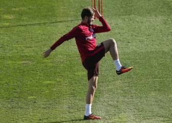 Saúl sigue con trabajo regenerativo de cara al Bayern
