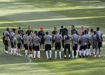 El Mónaco, a confirmarse ante el Leverkusen sin Falcao