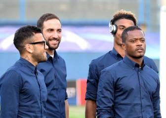 Higuaín, Dybala y la Juventus buscan un golpe de autoridad