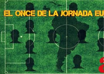 El once latinoamericano de la jornada en las ligas de Europa