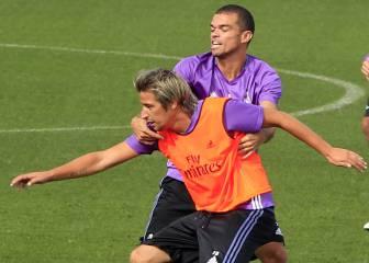 Coentrao, gran novedad en la lista de Zidane para Dortmund