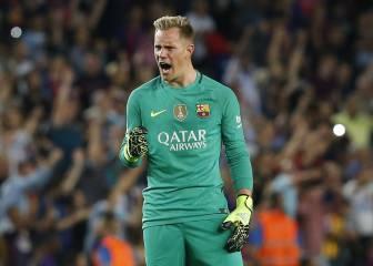 El agente de Ter Stegen ya lo ve renovando con el Barcelona