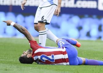 El Atlético consulta a la FIFA si puede sustituir a Augusto
