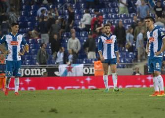 El Espanyol ya ha perdido tres puntos en la zona Cesarini