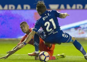 El Granada no levanta cabeza y el Alavés ya gana en casa