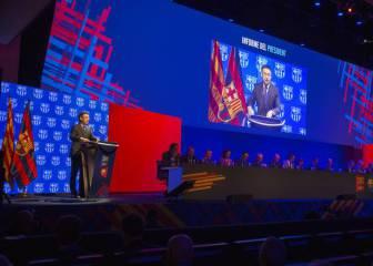 El Barça convoca la Asamblea General de Socios el 29-O