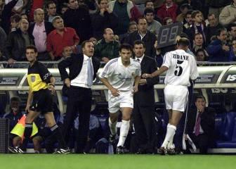 Zidane sí entendía sus cambios en 2001: