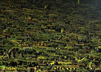 Conoce el Muro Amarillo, el jugador número 12 del Borussia