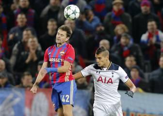 Heung-Min Son da tres puntos de oro al Tottenham en Moscú