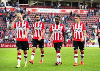 El PSV y el Rostov necesitan ganar para seguir en la pelea