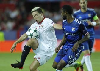 Uno por uno: Nasri consigue hacer funcionar al Sevilla